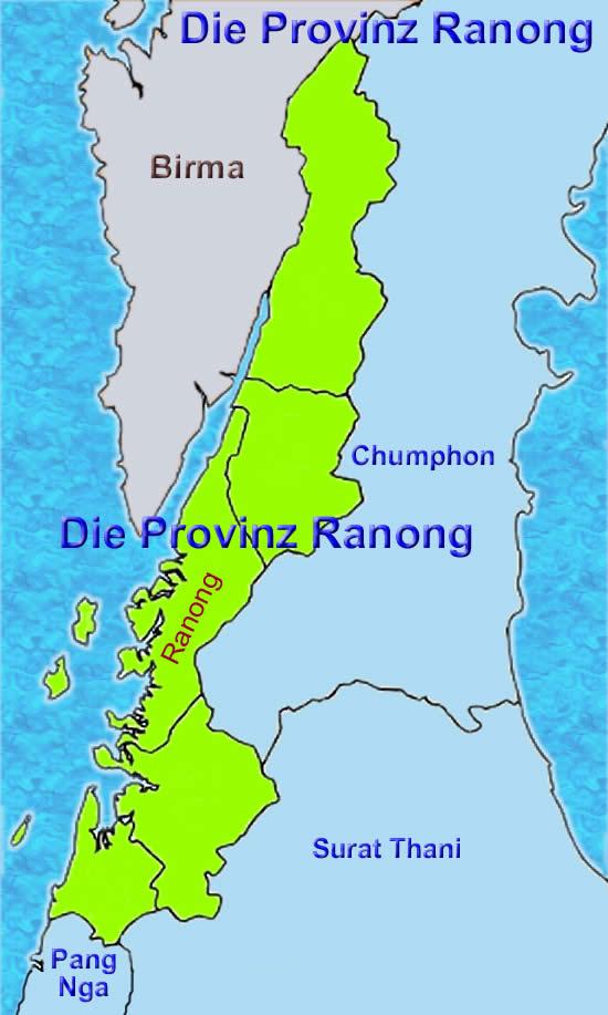 Ranong Thailand  City pictures : Ranong Erfahrungsbericht Provinz Thailand | Landwirtschaft und ...